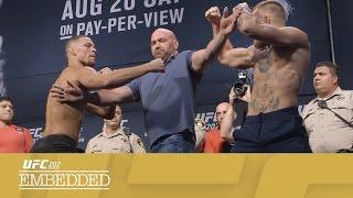 UFC 202 Embedded: Vlog Series - Episode 6