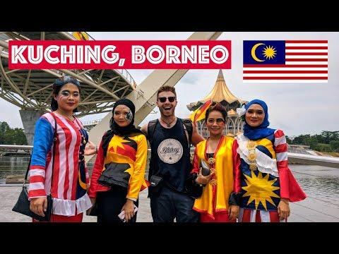 FIRST IMPRESSIONS OF KUCHING (LOVING BORNEO, MALAYSIA)