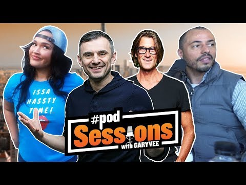 Rich Roll, Arabella S. Ruby, & Gabe Anderson | Social Media for Business & Personal | #podSessions 5