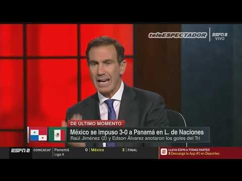 Análisis Del PANAMÁ Vs MÉXICO - Concacaf Nations League - Futbol Picante