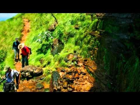 Trekking  Morro São Jerônimo