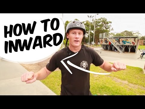 HOW TO INWARD BRI - SCOOTER TRICK TIPS