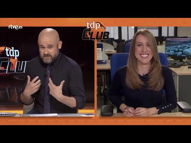 Motivación para el éxito deportivo , Mi intervención didáctica en el plato de Teledeporte en #RTVE