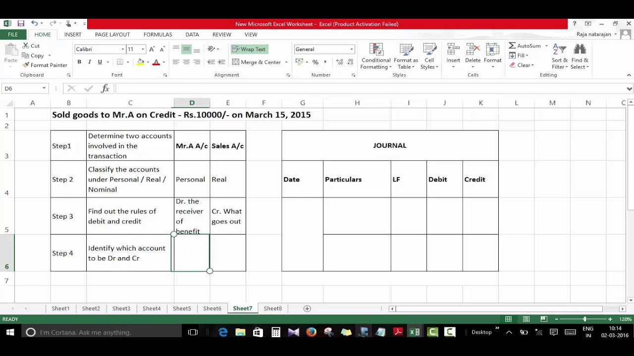 Accounting Entry For Credit Sales YouTube - Send invoice to customer journal entry