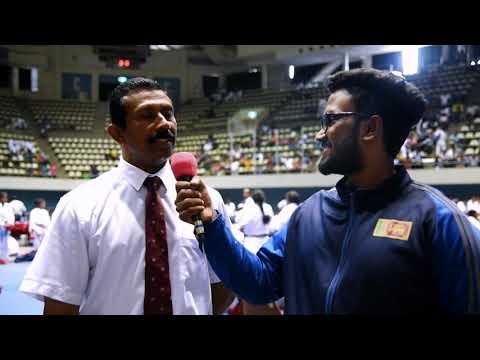 Colombo & Gampaha  District Karate Championship 2017