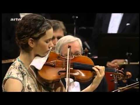 Hilary Hahn - Glazunov - Violin Concerto In A Minor, Op 82
