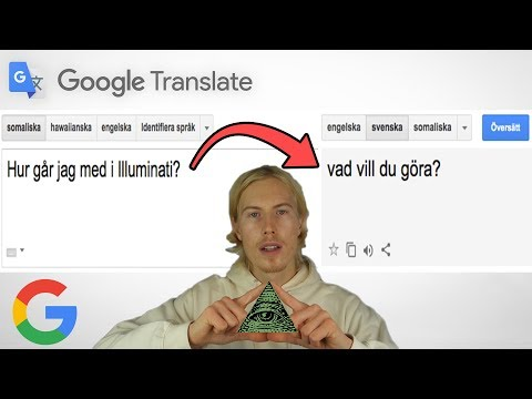 12 saker du ALDRIG ska översätta i Google Translate