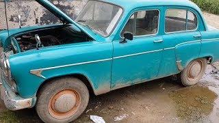 Заброшенные, Старые Авто