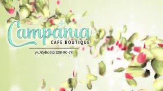 Cafe boutique Campania