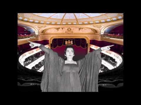 Maria Callas - The London Medea In Fantastic Sound!!!! AMAZING!