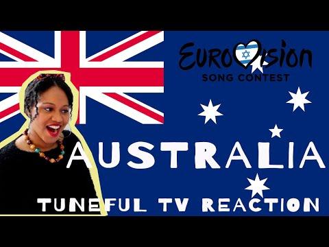 EUROVISION 2019 - AUSTRALIA - TUNEFUL TV REACTION & REVIEW