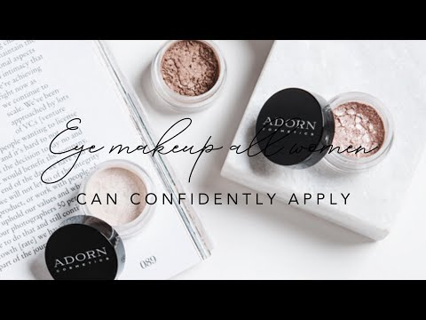 Eye Makeup ALL Women Can Confidently Apply
