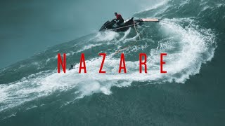 N A Z A R E | Big Wave Surfing by Oxbow - Teaser