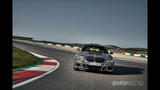 Drifting the New BMW M340i xDrive!