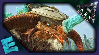 ARK TITAN'S SHOWCASE! MOST POWERFUL CREATURES! EXTINCTION BOSS CREATURES! ALL ATTACKS AND ABILITIES!