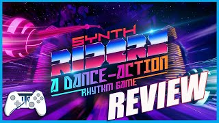 Synth Riders Review - Riding the Rhythm (Video Game Video Review)
