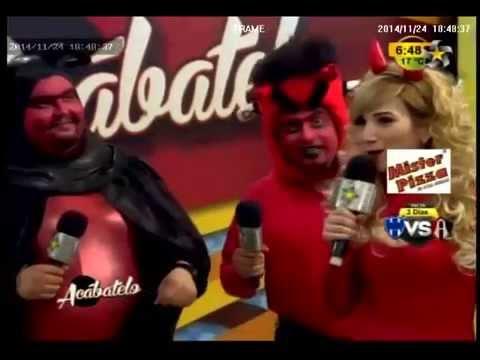 Pastorela VIP. Promo en Acabatelo. 24 de noviembre 2014