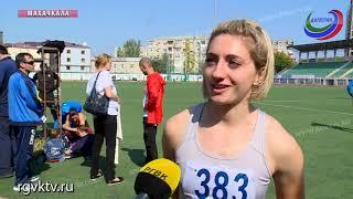 В Махачкале завершился 6 Открытый Кубок главы Дагестана по легкой атлетике