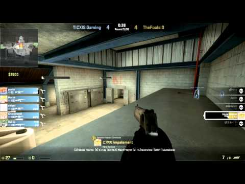 Japan CS:GO LD50 vs TiCXIS from Grand Finals GO ASAP Game 1 on Nuke2