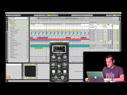 Ableton Live | Incidental FX, Arrangement and Compression Tutorial with JAYTECH | Pyramind