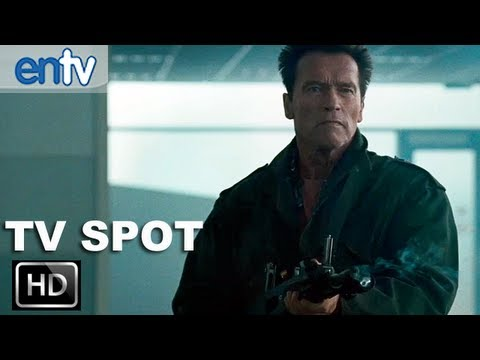 The Expendables 2 Official TV Spot [HD]: Stallone, Schwarzenegger, Willis, Van Damme & More