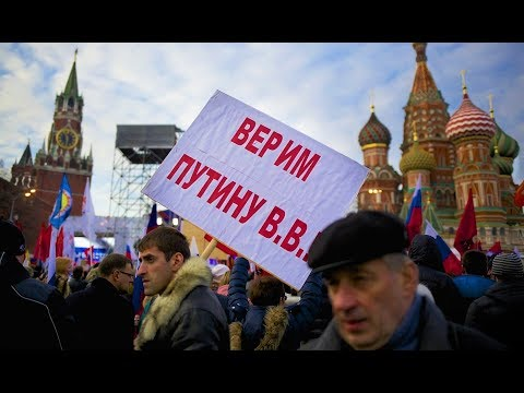 Россияне в Долгах, что изменилось при Путине
