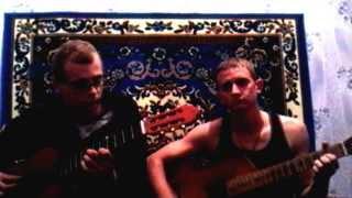 Игра на гитаре Интересная тема из фильма(Rockangr cоver)