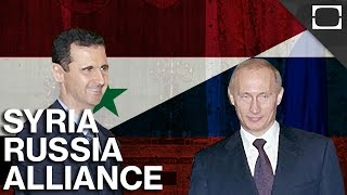 Why Does Russia Love Syria?