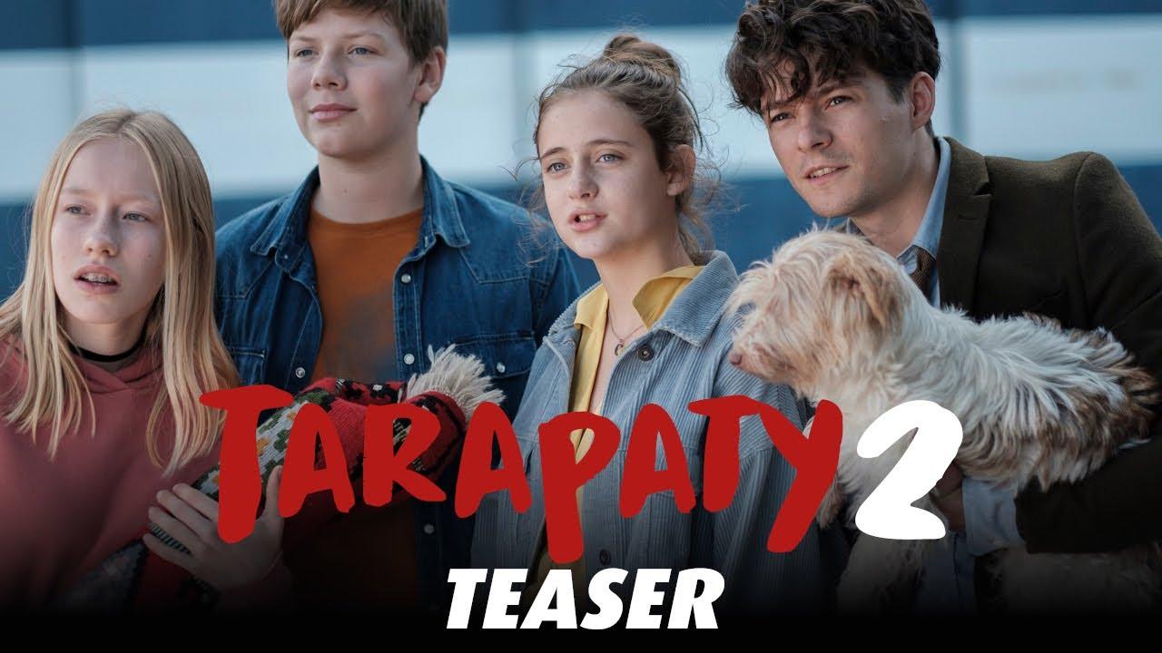 TARAPATY 2 - TEASER - kontynuacja hitu kina dziecięcego!