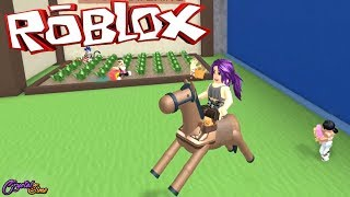 I GET MY OWN HORSE FARMING SIMULATOR ROBLOX ? CRYSTALSIMS