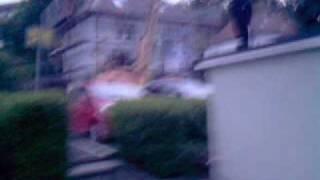 Zell Am Main  / Domi & Lisa & Noelle Auf Den Dach 1