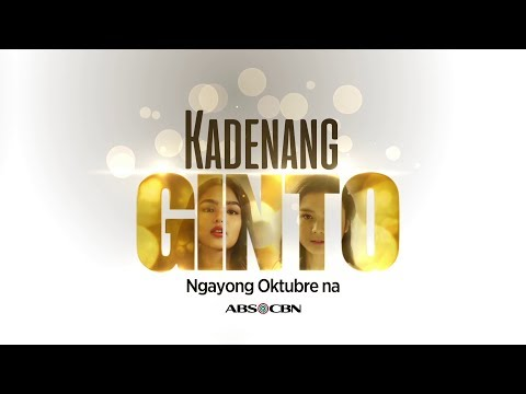 Kadenang Ginto Teaser: This October on ABS-CBN!