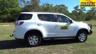 U2036 Holden Colorado 7 Meteor Car And Truck Rentals Cairns Mackay Townsville Mt Isa Youtube