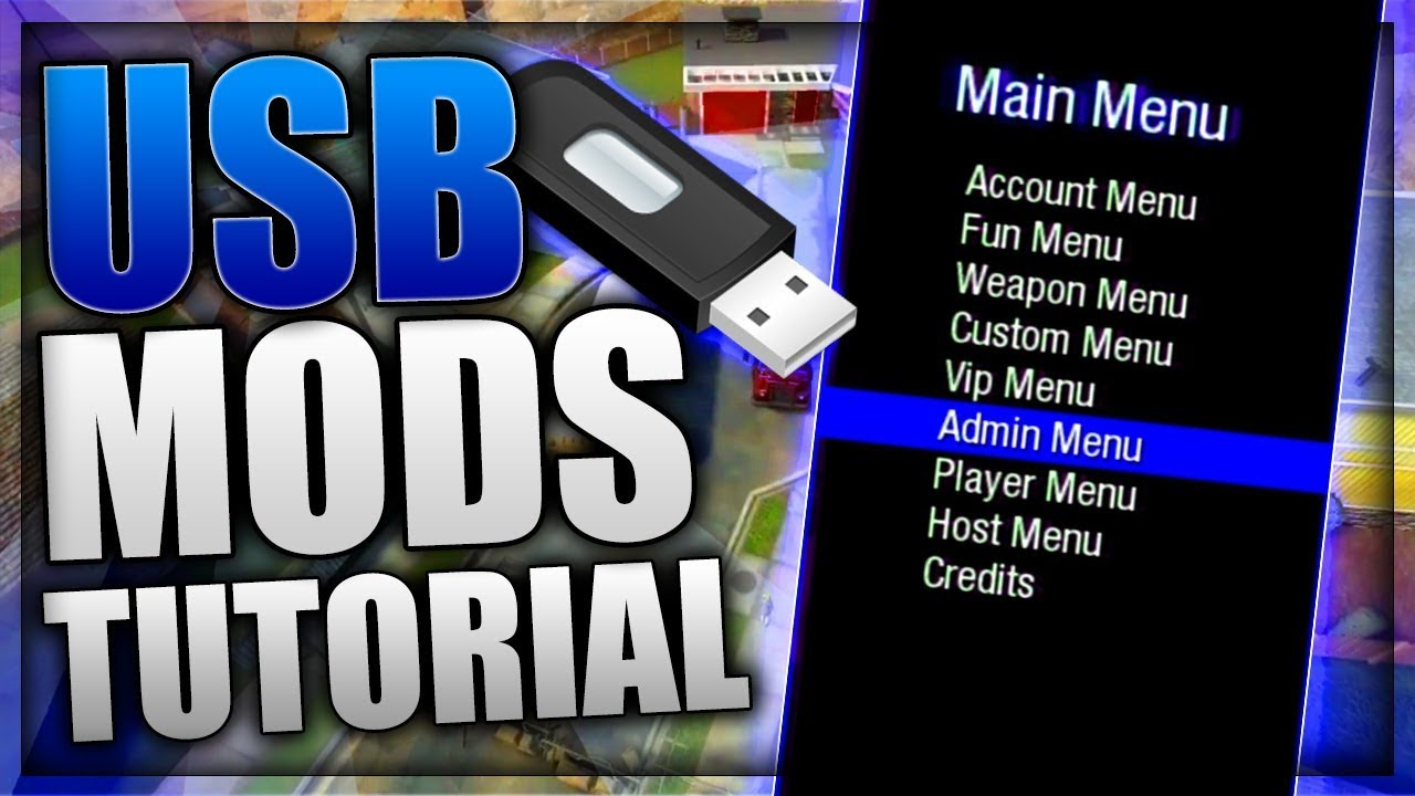 *NEW* How To Get A USB Mod Menu On Black Ops 1 Multiplayer - PS3, Xbox 360,  PC - 100% WORKING