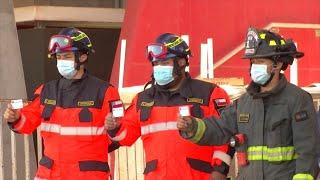 Sumario sanitario a municipalidad de La Serena por vacunar a bomberos y recolectores de basura