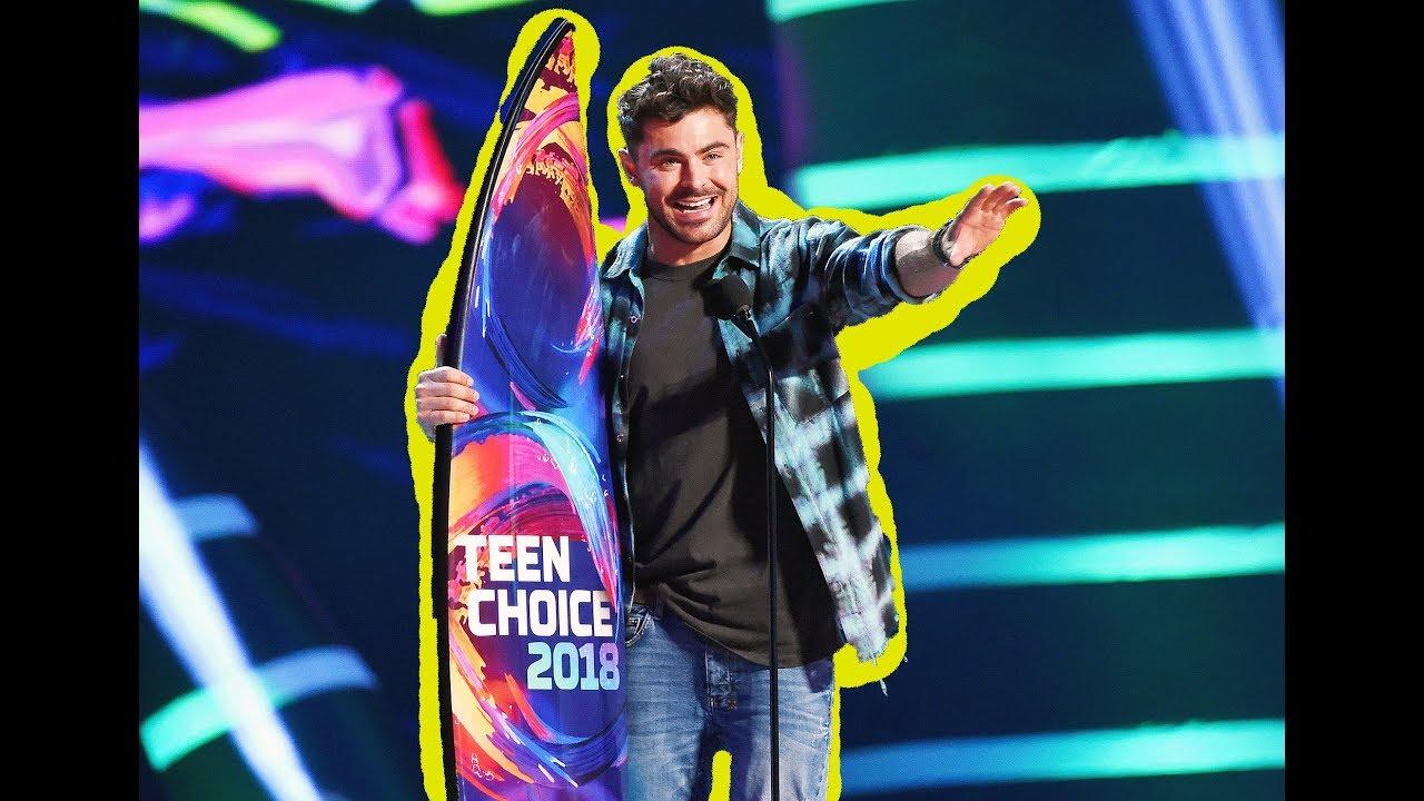 Teen Choice Awards 2018: The winners list