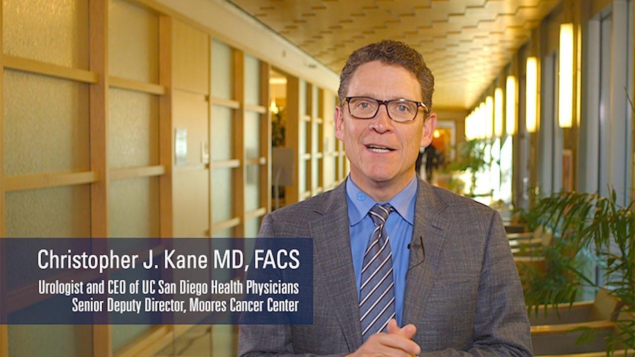 Christopher J  Kane, MD - Urology | UC San Diego Health