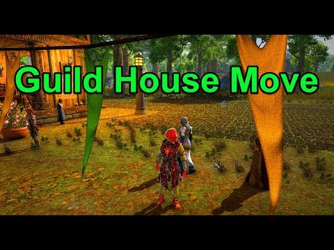 Guild Hall Move aka Chaos-  Shroud of the Avatar - Join Us