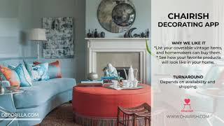 7 Must-see Interior Design Apps & Decorating Services