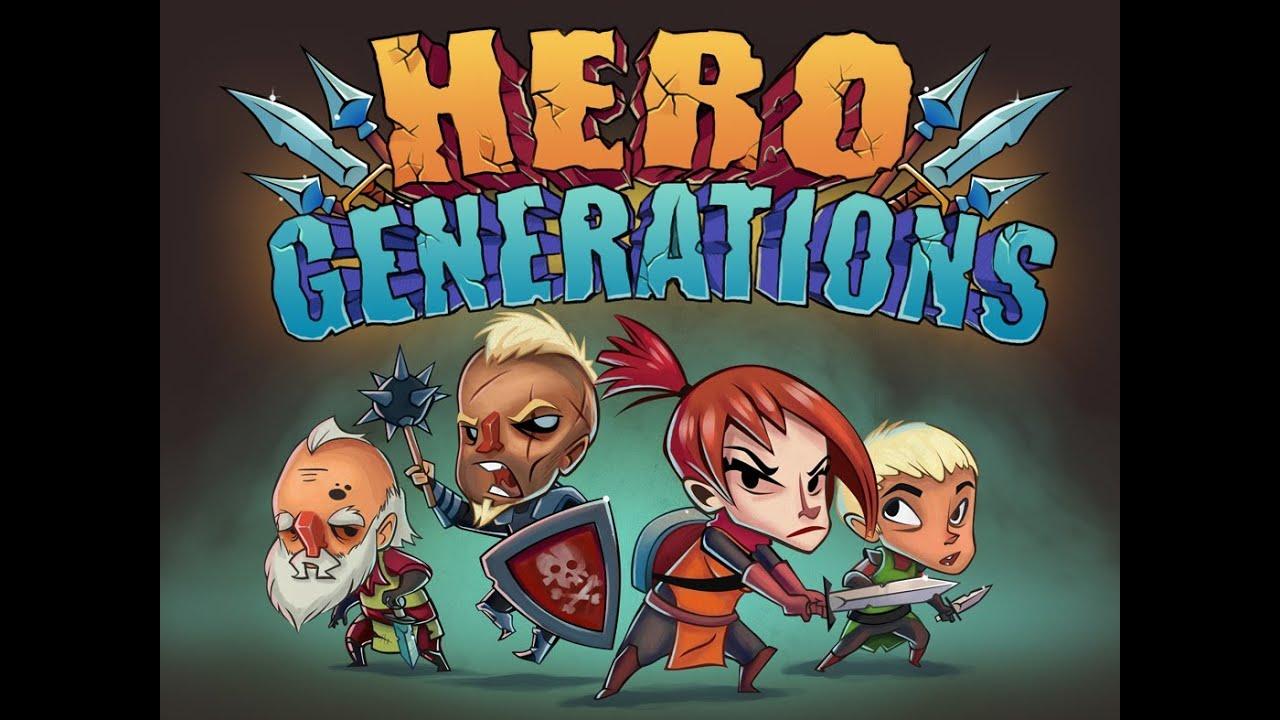 Hero Generations by Scott Brodie — Kickstarter