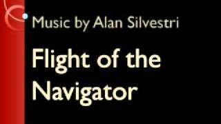 Flight Of The Navigator 12. Star Dancing