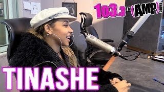 Tinashe Interview with JD