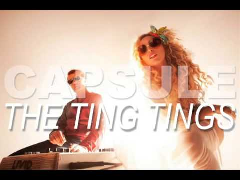 Capsule Podcast 55: Katie White Of The Ting Tings