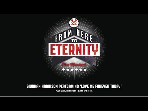 Love Me Forever Today  Siubhan Harrison  Video