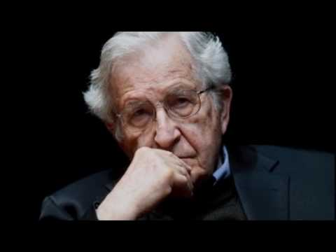 Noam Chomsky - Right-wing Protesters