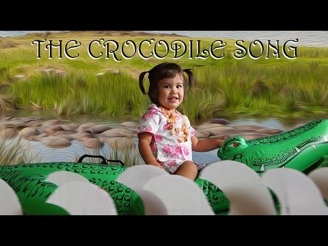 The Crocodile Song - giggletunes.com