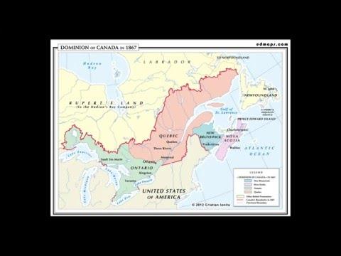Confederation Du Canada