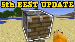 The Time Redstone Changed... A Little Bit - 5th Best Update