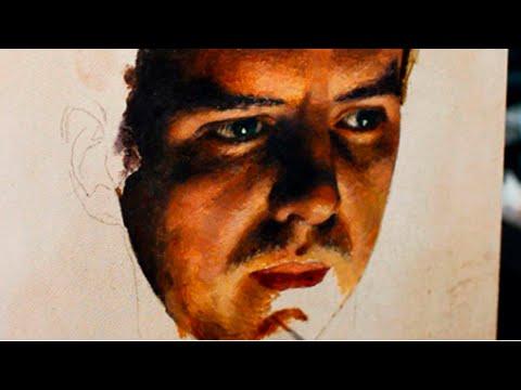 Всё, что надо знать начинающим о живописи портрета, в одном видео уроке /скачать/