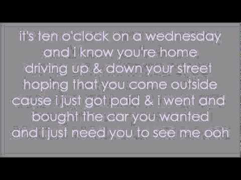 drake - stunt on you (lyrics)